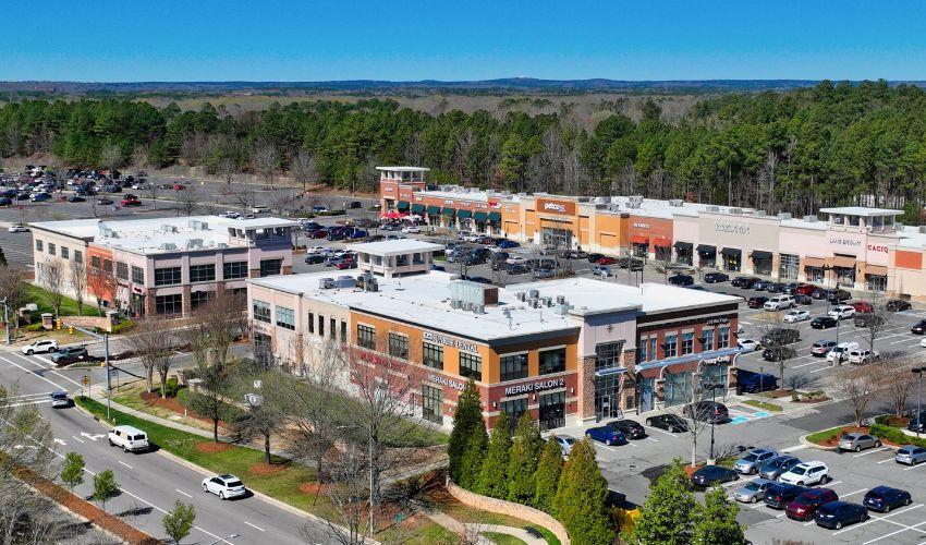 Renaissance Village Durham Nc Retail Casto